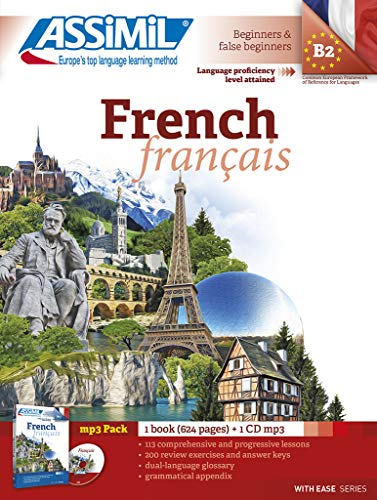 9782700570793: Assimil French Pack [ Book+1 CD PM3 ] French for English speakers (French Edition)