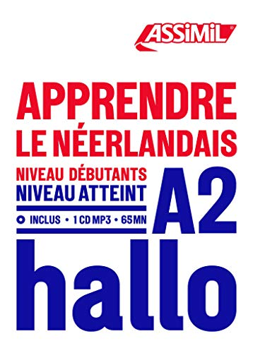 Apprendre Le Néerlandais Niveau A2: Ineke Paupert/ Assimil