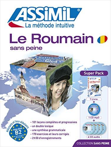 Roumain Sans Peine (French Edition): Ilutiu, Vincent