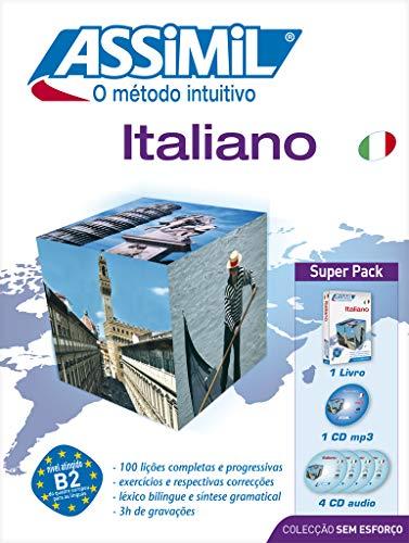 9782700580235: Assimil Superpack Italiano sem esforc (book plus 4 CD plus 1CD MP3) (Italian Edition)