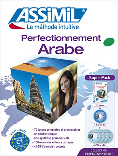 9782700580259: Perfectionnement arabe. Con 4 CD Audio. Con CD Audio formato MP3 (Perfezionamenti)