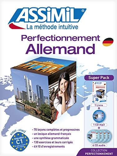 9782700580310: Allemand Perfectionement Super Pack (Perfezionamenti)