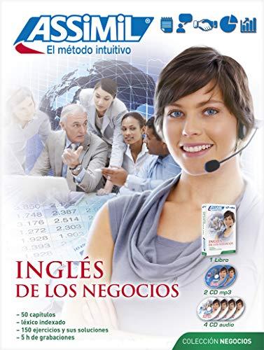 9782700580440: Inglés De Los Negocios Superpack (Libro+mp3+CD) (Affari)