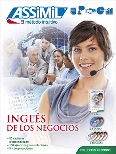 Superpack Ingles de los Negocios (Book + 4 CD's + 1 CD MP3 (Spanish Edition) (2700580443) by Assimil