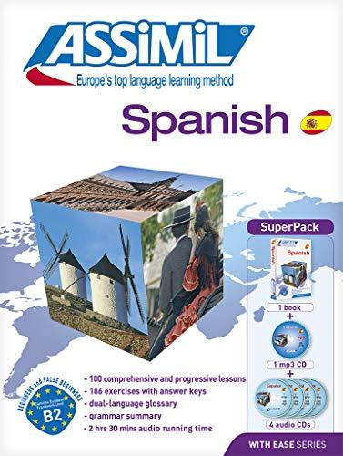 Spanish Super Pack (Livre + CD Audio: Assimil