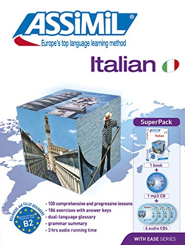 9782700580761: Assimil Super Pack: Italian with Ease - Assimil (Italian Edition)
