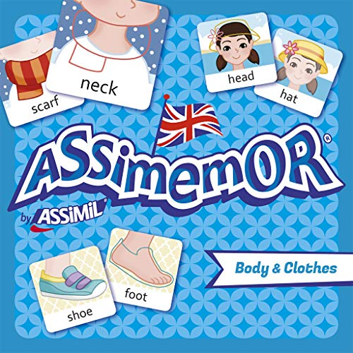 9782700590333: ASSIMEMOR BODY AND CLOTHES (INGLES)