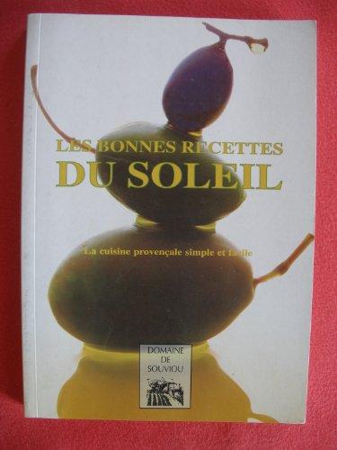 9782700601336: Bonnes recettes du soleil Les