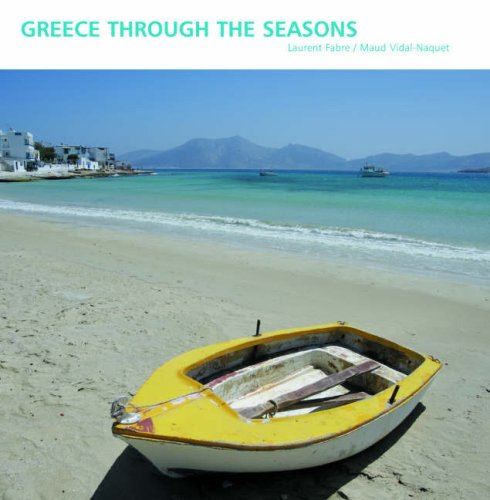 9782700605051: Greece Through the Seasons
