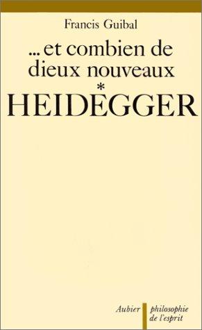 9782700701876: Heidegger combien dieux (Approches contemporaines)