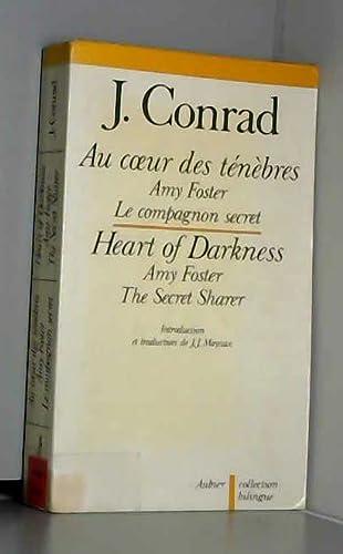 9782700702040: Au coeur des ténèbres ; Amy Foster ; Le Compagnon secret