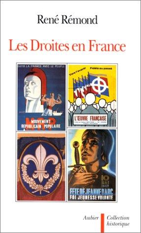 9782700702606: Les droites en France (Collection historique) (French Edition)