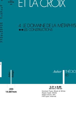 9782700702965: La gloire et la croix, volume IV, tome 2 : Dom. Méta.