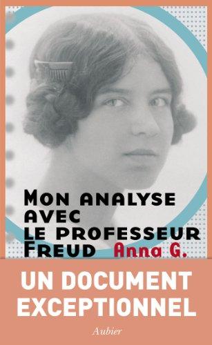 9782700704051: Mon analyse avec le professeur Freud