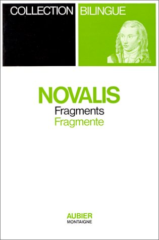 9782700710649: Fragments (bilingue)