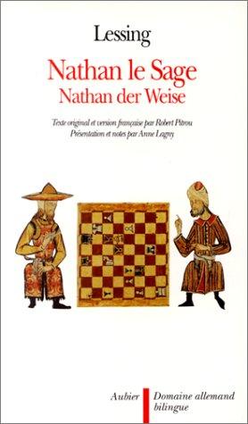 9782700711059: Nathan le Sage (Bilingue)