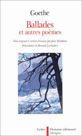 9782700711066: Ballades et autres poèmes