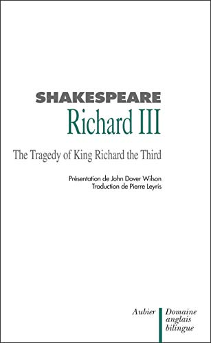 9782700712940: Richard III
