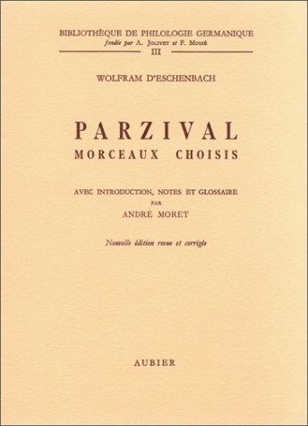9782700716047: Wolfram d'Eschenbach, Parzival