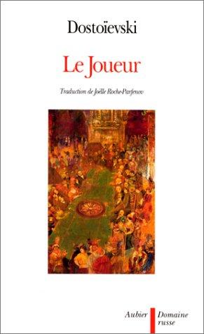9782700716504: Le Joueur