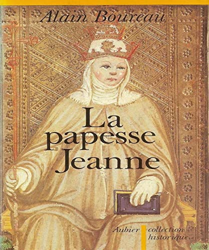 9782700722192: La Papesse Jeanne (Collection historique) (French Edition)