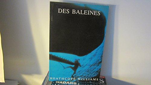 9782700728118: Des baleines