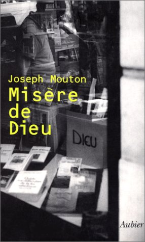 9782700733488: Misere de Dieu (French Edition)