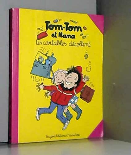 9782700940374: Tom tom les cartables decollent n4