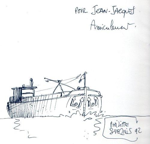 9782700940817: Mouche Tome 2 : Le bateau d'Antoine