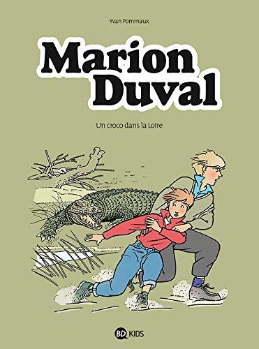9782700940985: Marion Duval, tome 4. Un croco dans la Loire