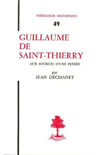 9782701000824: guillaume de saint thierry