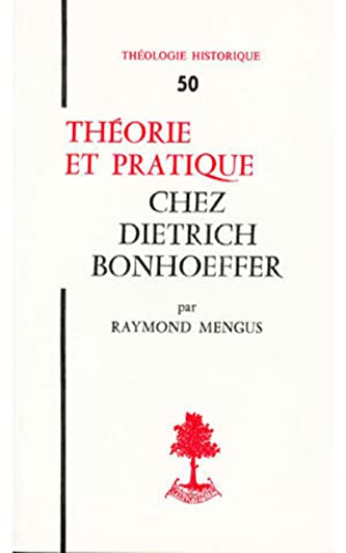 9782701000831: Théorie et pratique chez Bonhoeffer