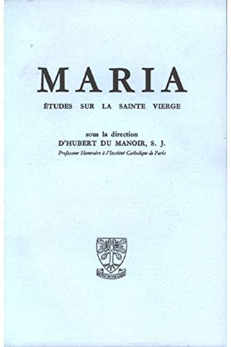 9782701002866: Maria, tome 1