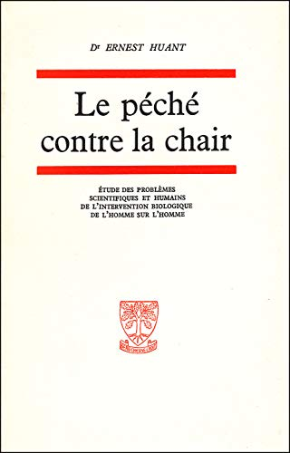 9782701004464: La péché contre la chair