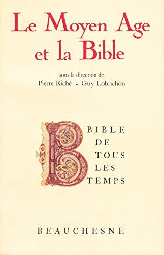 9782701010915: Le Moyen Age et la Bible