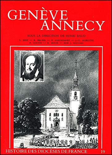 Le diocèse de Genève-Annecy. Postface de Mgr. Jean Sauvage.: BAUD (Henri) [Dir.]