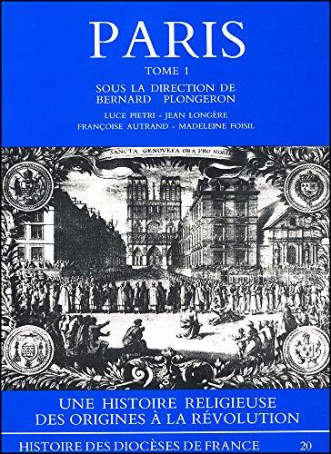 9782701011325: Paris, Tome 1