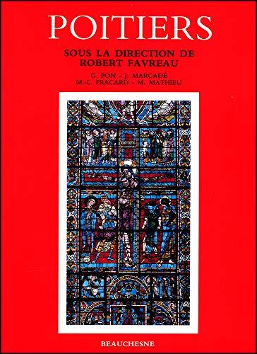 9782701011707: Poitiers: 22 (Histoire des diocèses de France)