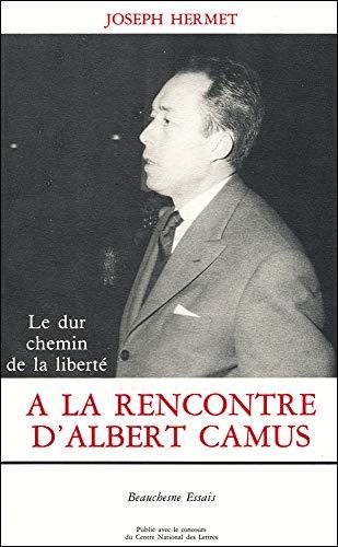 9782701012100: A la rencontre d'Albert Camus