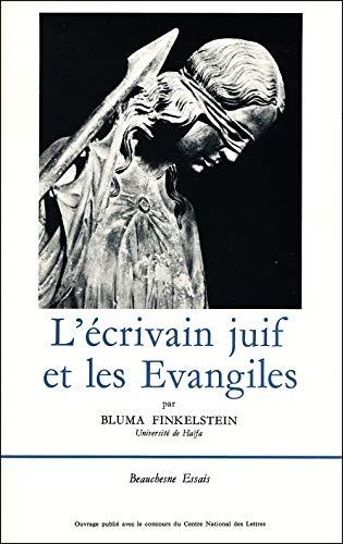 9782701012261: L'ecrivain juif et les Evangiles (Beauchesne Essais) (French Edition)