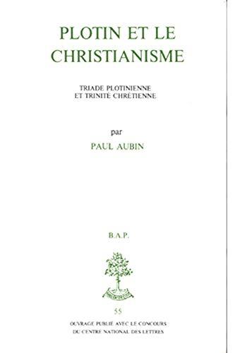 9782701012582: Plotin et le christianisme