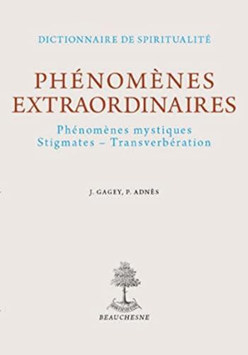 Phénomènes extraordinaires: Jacques Gagey; Pierre