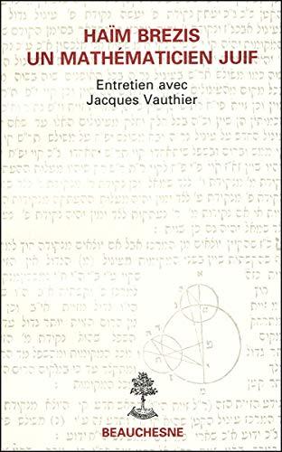 9782701013350: Ha�m Brezis, un math�maticien juif