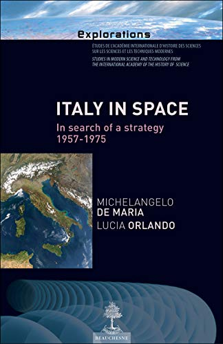 9782701015187: Italy in Space: In Search of a Strategy 1957-1975