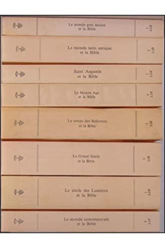 9782701015330: Bible de tous les temps collection 8 volumes