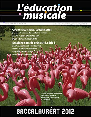 9782701016030: Education Musicale, Bac 2012