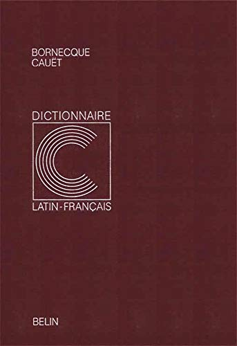 9782701100241: Dictionnaire latin-français (French Edition)