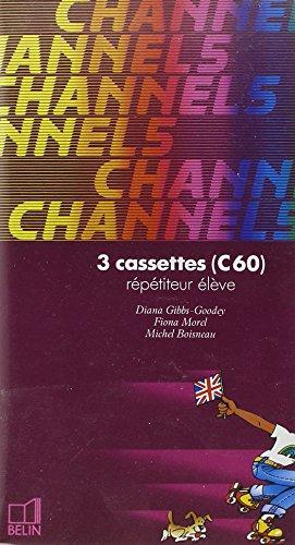 9782701109022: Channel : 5e LV1, pour l'�l�ve (coffret 3 cassettes)