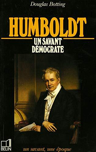 9782701110578: Humboldt : 1769-1859, un savant démocrate