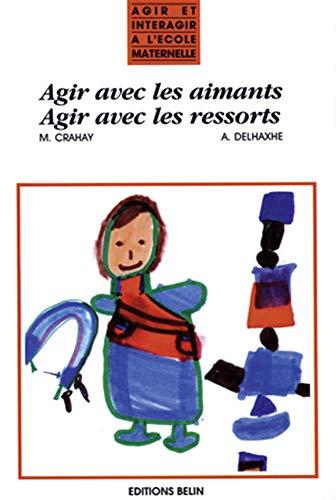 9782701112800: AGIR AVEC LES AIMANTS
